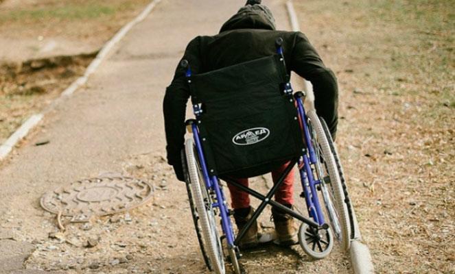 Нетрудоспособный человек может получить пенсию по инвалидности