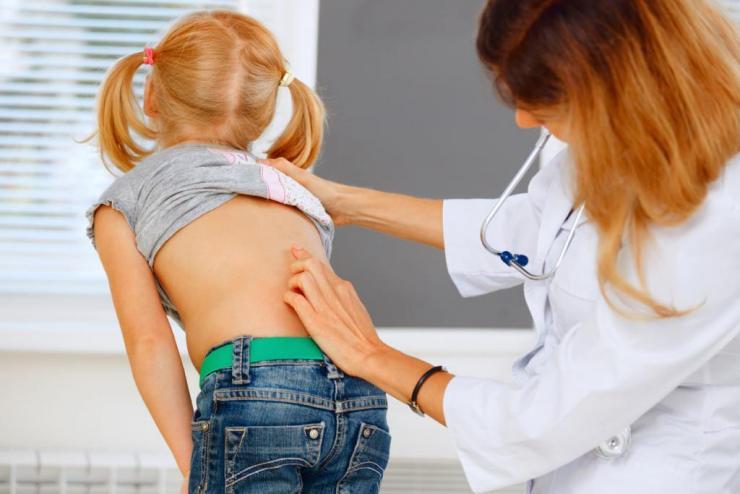 Лечение косого таза у детей и взрослых