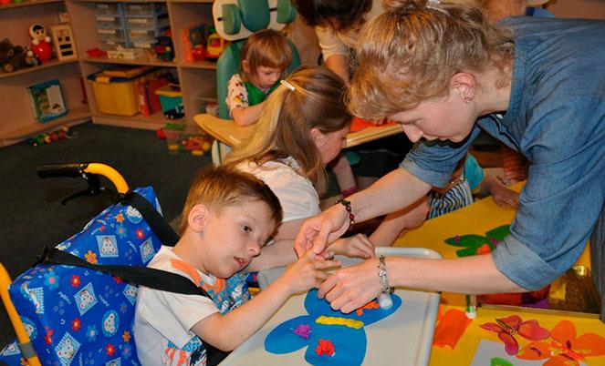 Обучение детей с ДЦП
