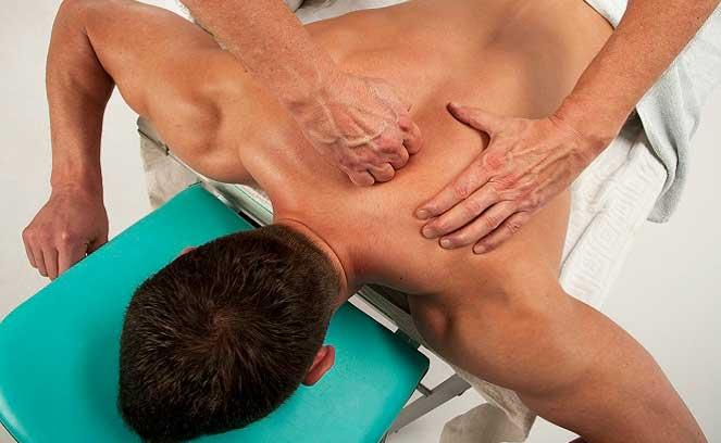Методика проведения мануальной терапии при сколиозе