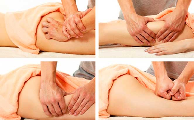 Техника ручного лимфодренажного массажа