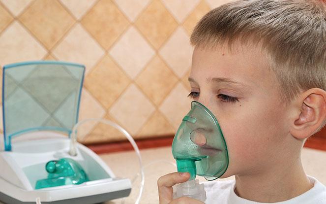 Физиотерапия при бронхите для детей