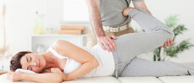 Проведение остеосинтеза бедренной кости