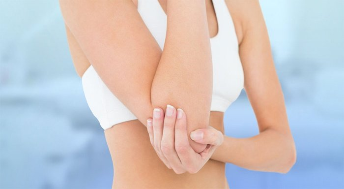 Причины болей в коленях и локтях