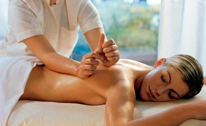 Классический массаж грудной клетки