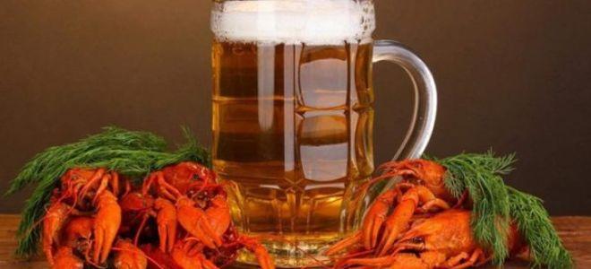 Как правильно сварить раков к пиву?