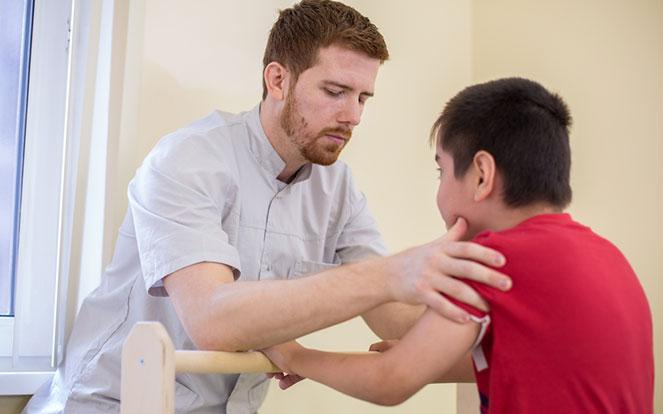 Евпаторийский санаторий для детей с ДЦП