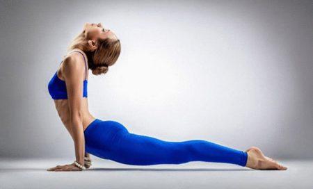 Упражнения для грудного отдела позвоночника