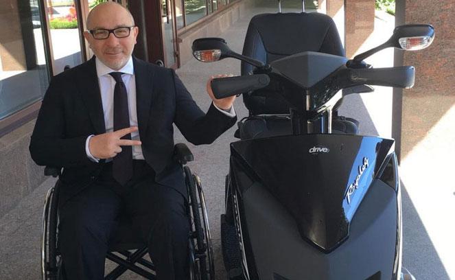 Скутер для инвалидов