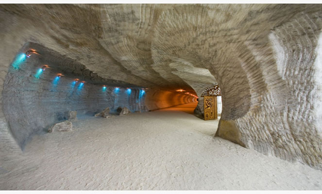 Соляная пещера