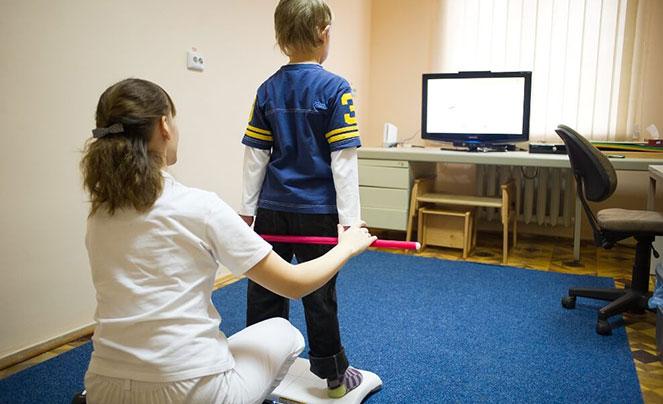 Физическая терапия для детей с ДЦП