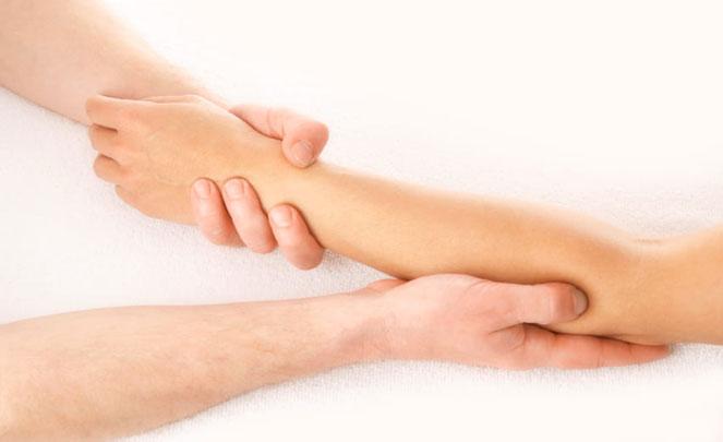 Техника массажа рук