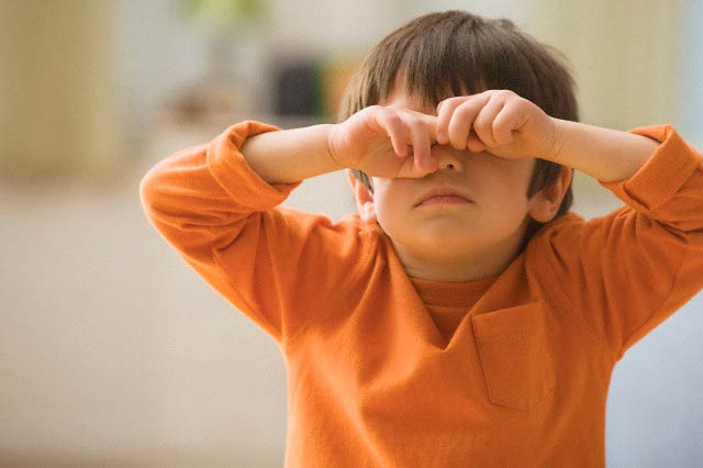 лечение ячменя у ребенка