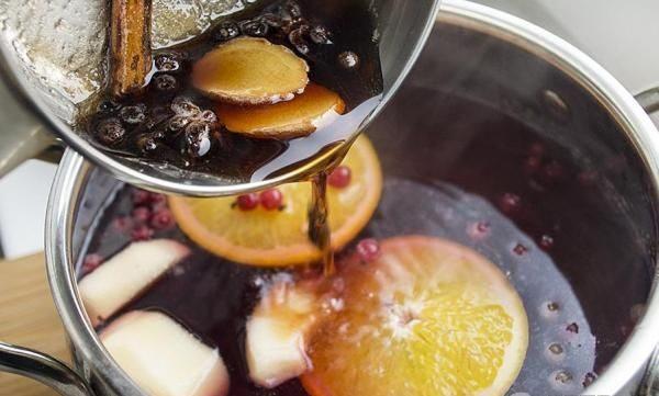 Простые рецепты приготовления Глинтвейна лучшее что вы пили