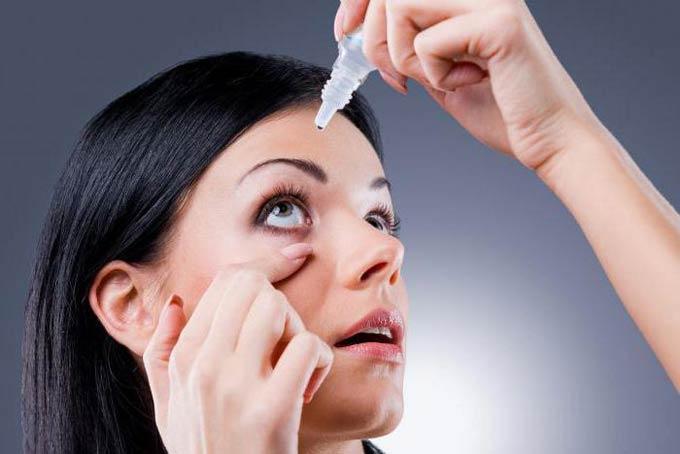 капли для глаз при беременности