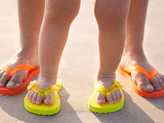 Как выглядит и чем лечится грибок кожи ног?