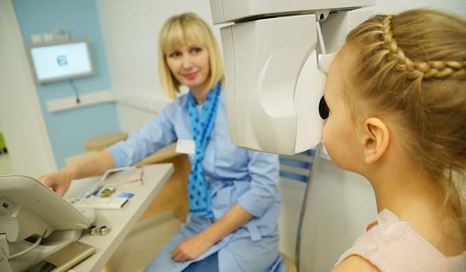 аппаратное лечение близорукости у детей