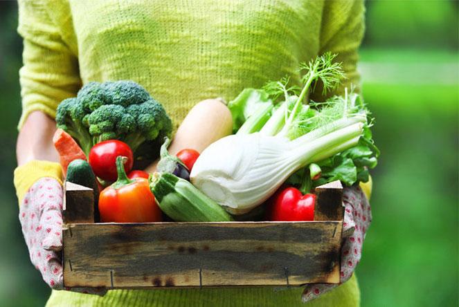 Овощи и фрукты - основа рациона при заболеваниях сердечно-сосудистой системы