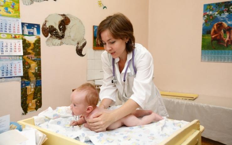 Электрофорез при дисплазии ТБС у детей