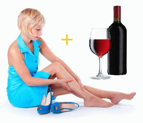 Почему болят ноги от алкоголя?