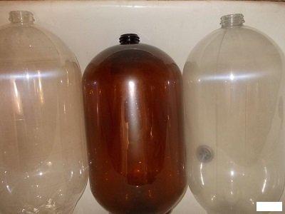 пластиковые бутылки для брожения