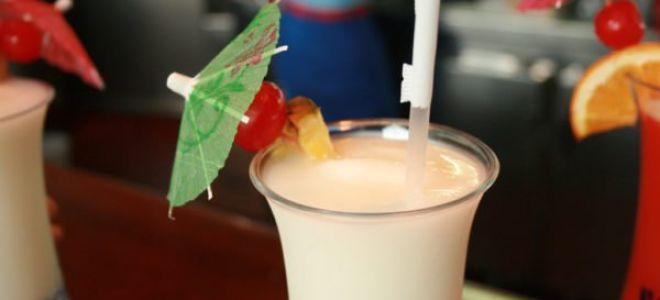 Как приготовить коктейль Пина Колада (Pina Colada)