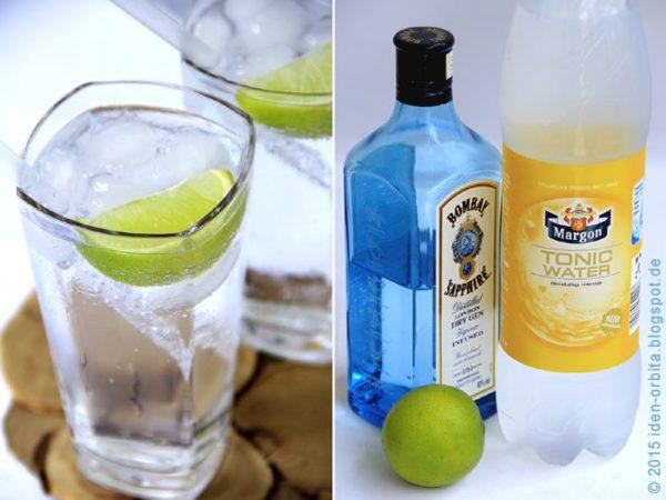 Джин история появления напитка