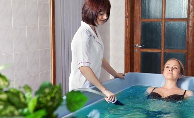 Лечебные ванны в борьбе с псориазом