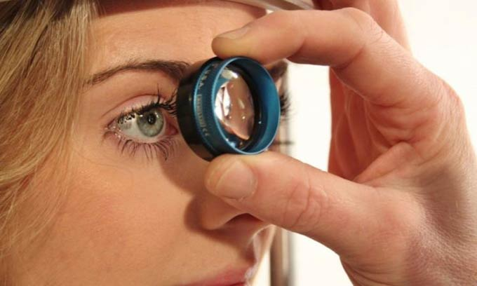 диагностика атрофии глазного нерва