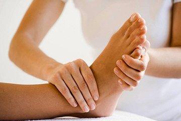 Симптомы и лечение пареза стопы