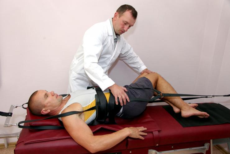 Показания и особенности проведения вытяжки ноги при переломе
