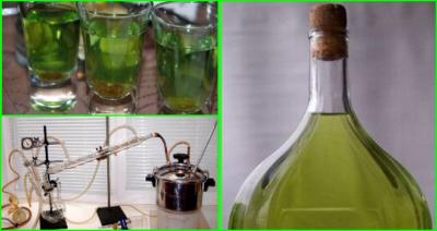 Как сделать абсент в домашних условиях? Рецепты приготовления напитка своими руками