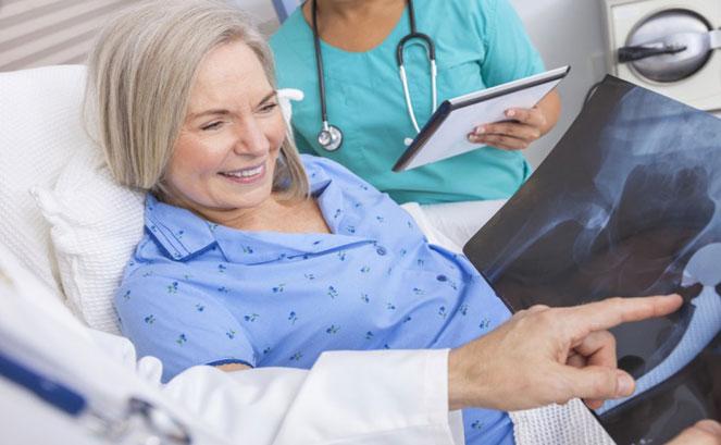 Восстановление после эндопротезирования в частной клинике