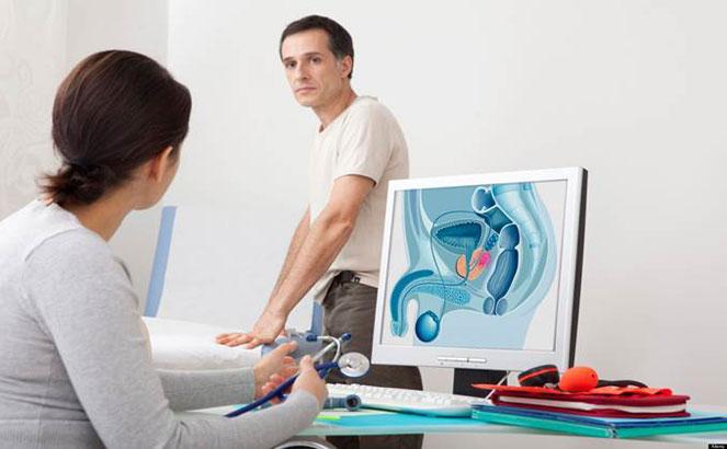 Назначение врачем массажем простаты