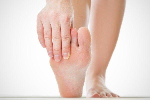 Симптоматика и терапия бурсита стопы