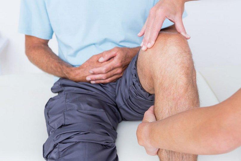 Профилактика ушиба колена
