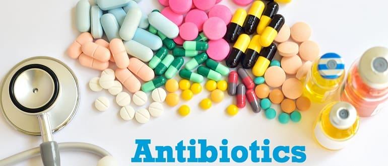 Какими антибиотиками лечат пиелонефрит