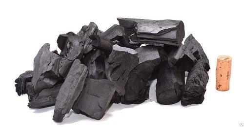 уголь березовый
