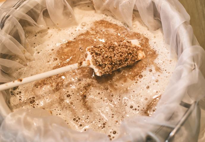 Затирание солода для пива и температурные паузы