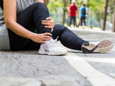Боль в ногах ниже колен