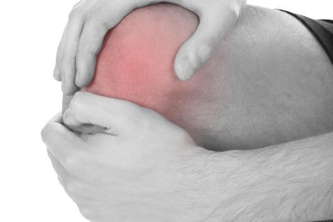 Что делать, если защемило нерв в колене?