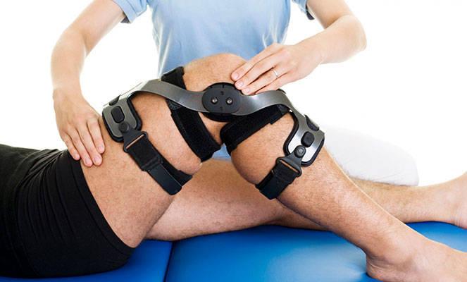 Восстановление после эндопротезирования колена