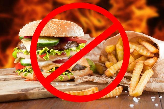 Запрещенные продукты при колитах