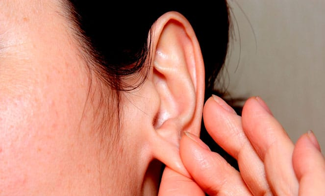 Самостоятельный массаж ушей