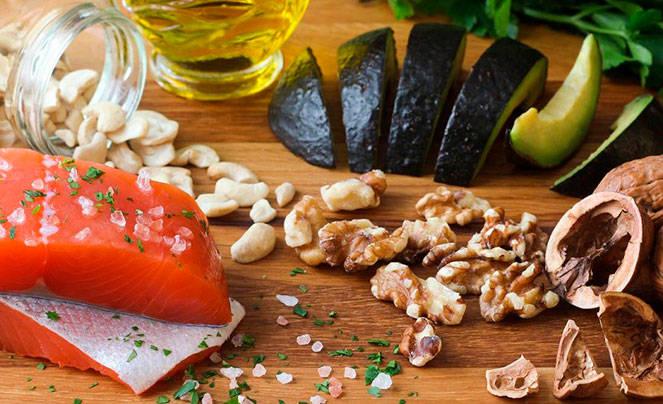 Полезные продукты для здоровья суставов