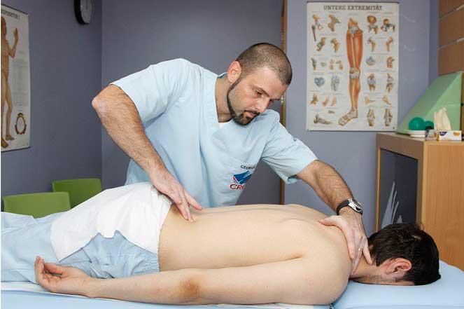 Техника мануальной терапии при грыже позвоночника