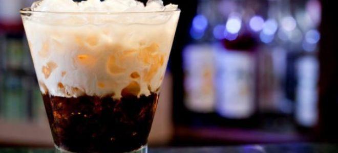 Классический рецепт приготовления коктейля