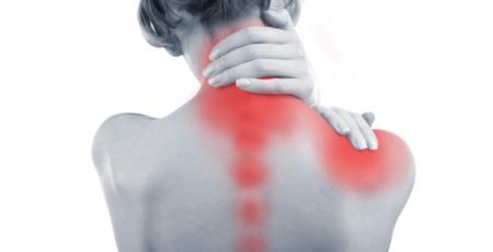 Боль в шее и в плече