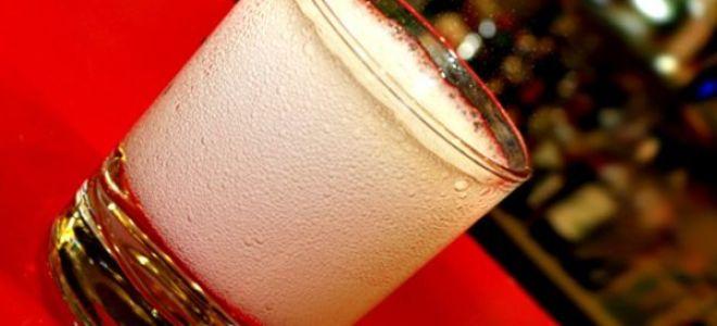 Освежающий коктейль