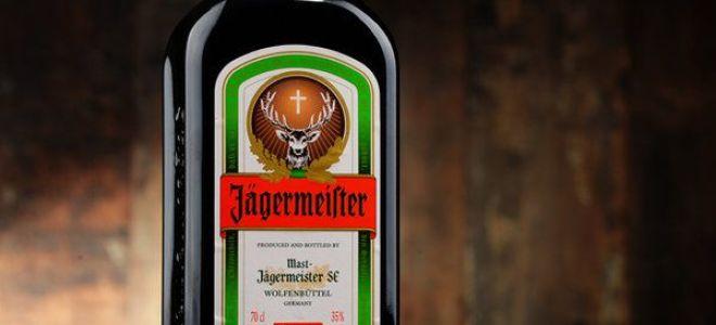 Простые рецепты коктейлей с Егермайстером (Jägermeister)